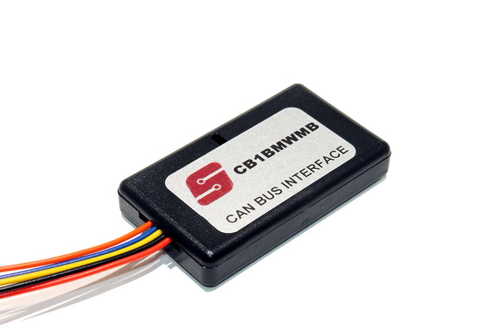 cb1bmwmb can bus interface sailes automotive electronics. Black Bedroom Furniture Sets. Home Design Ideas
